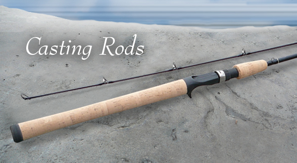 Limit Creek Medium Action Ice Rod for Walleye